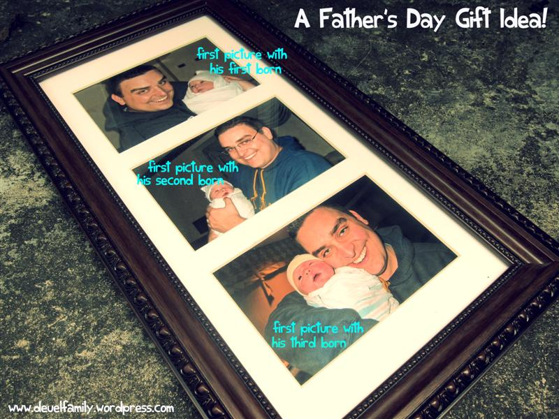 A Father's Day Gift Idea