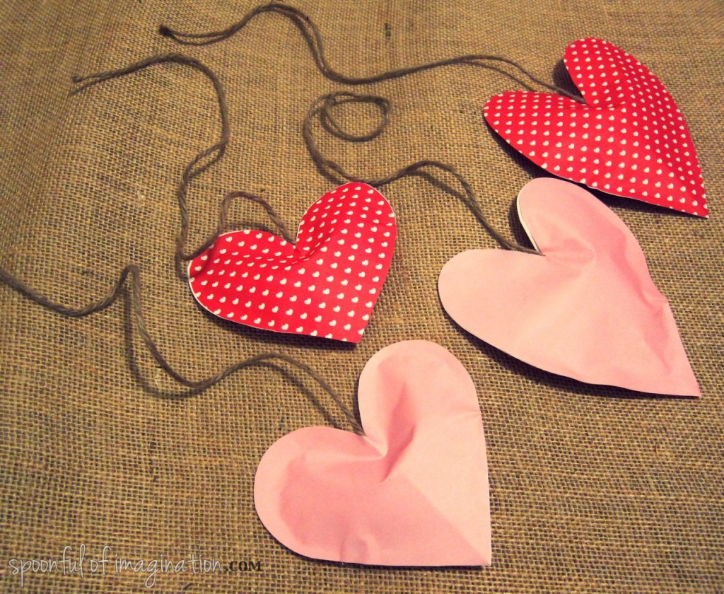 craft hearts