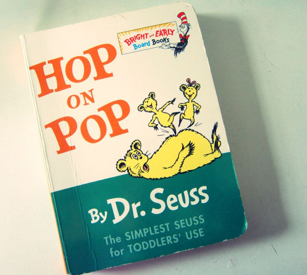 hop on pop dr seuss