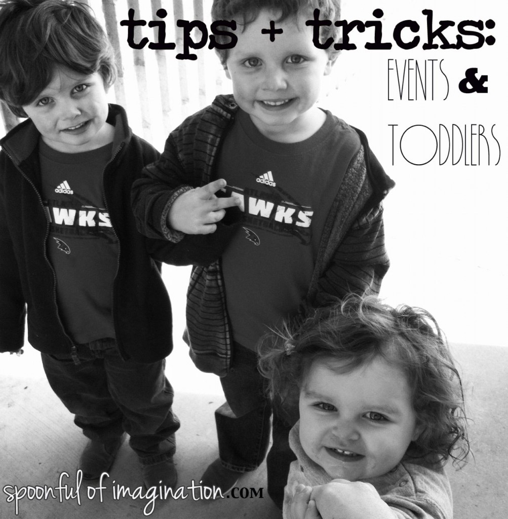 tips and tricks with toddlers