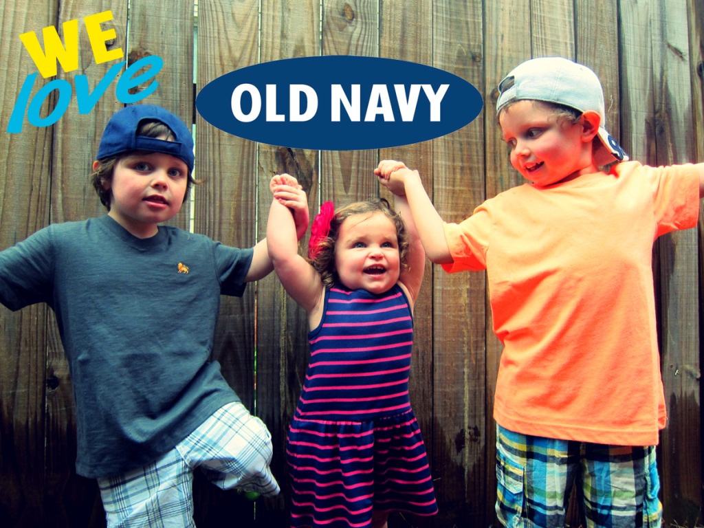 Old Navy Shopping Spree