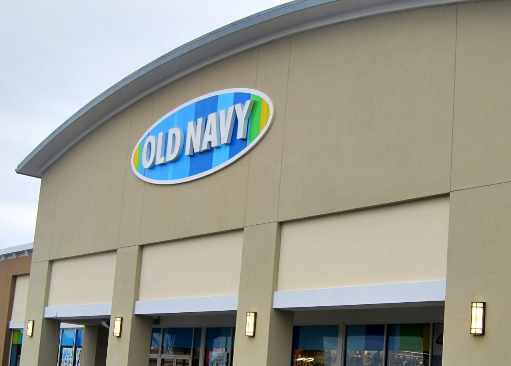 Old Navy Shopping Spree - Spoonful of Imagination