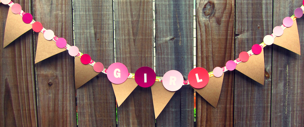 Girl's Craft Night + Baby Shower