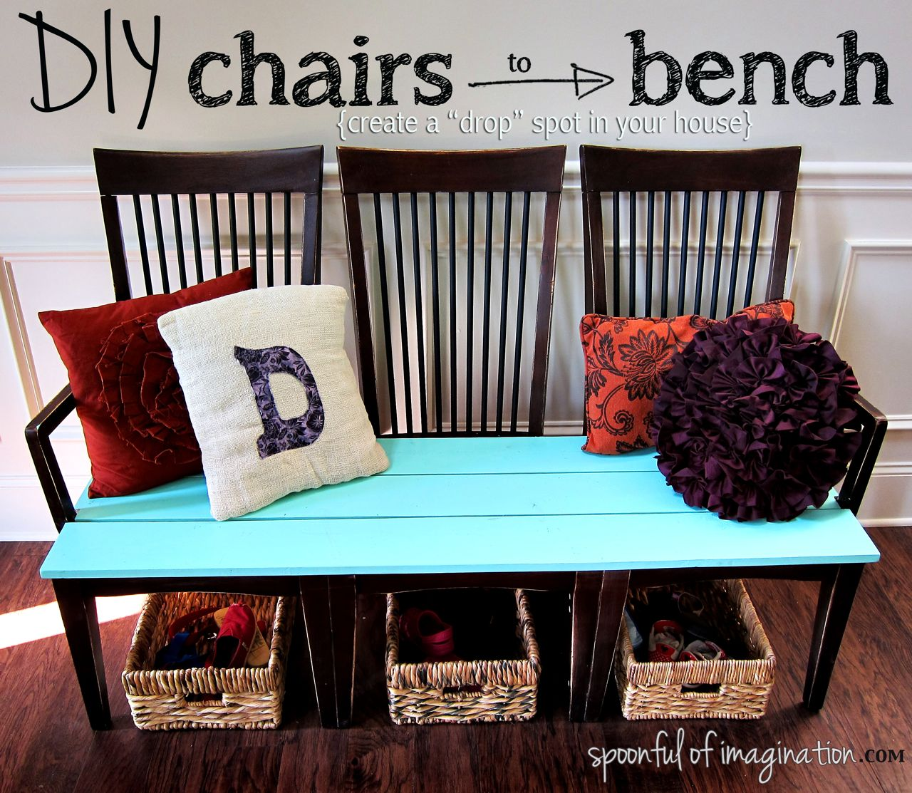 Repurpose Old Kitchen Chairs | Repurpose Furniture: The Best Way To Upgrade Your Home Living Economically