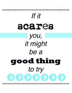 if it scares you-facebook