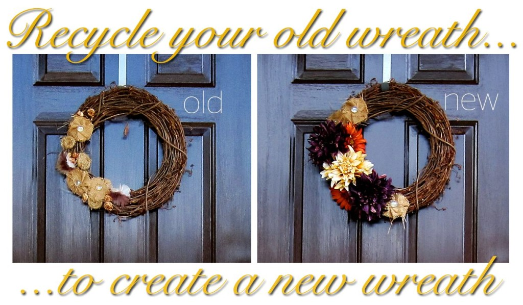 recycle your wreath