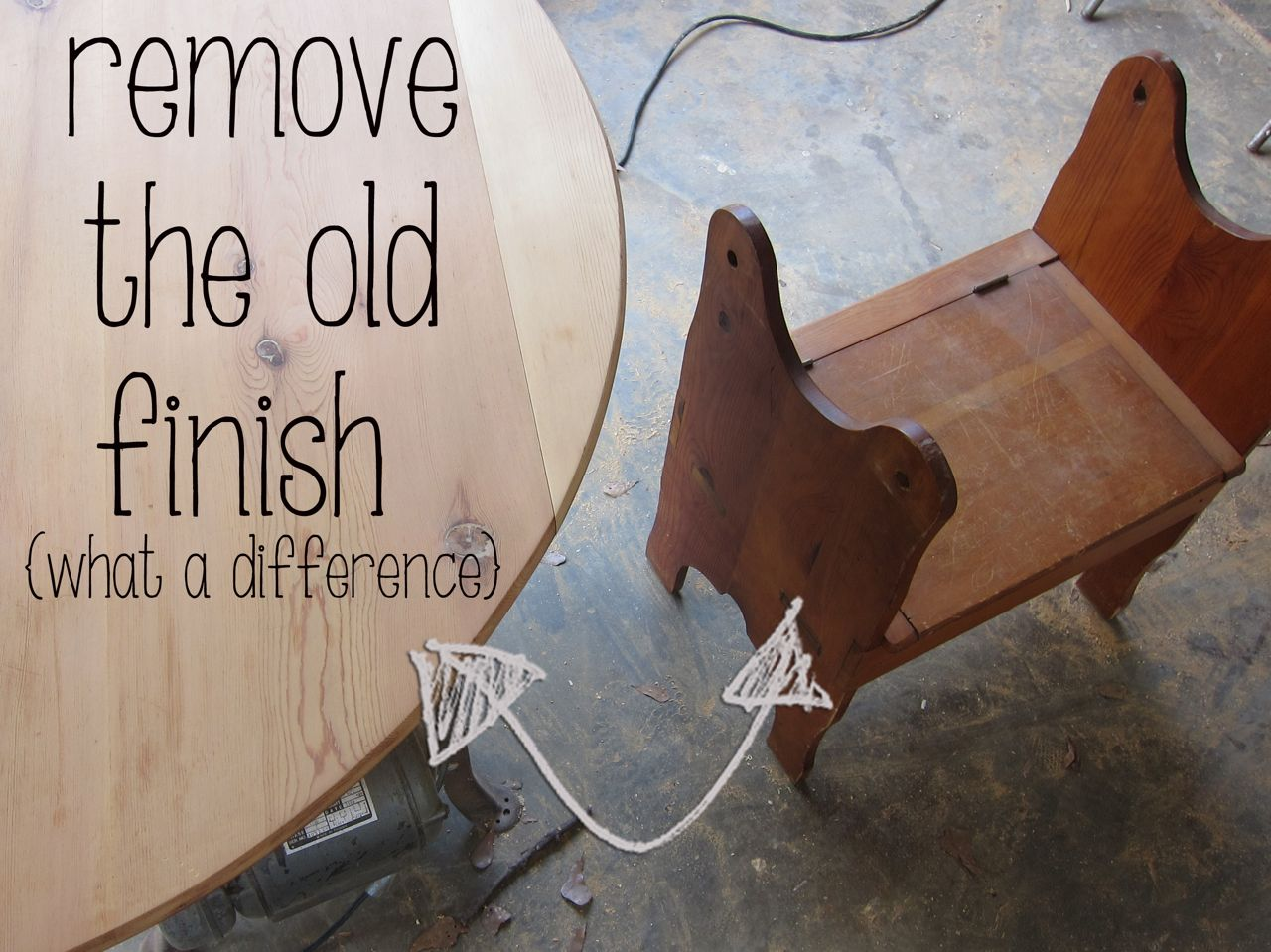 Kitchen Table Makeover. Kitchen Table Makeover   Spoonful of Imagination