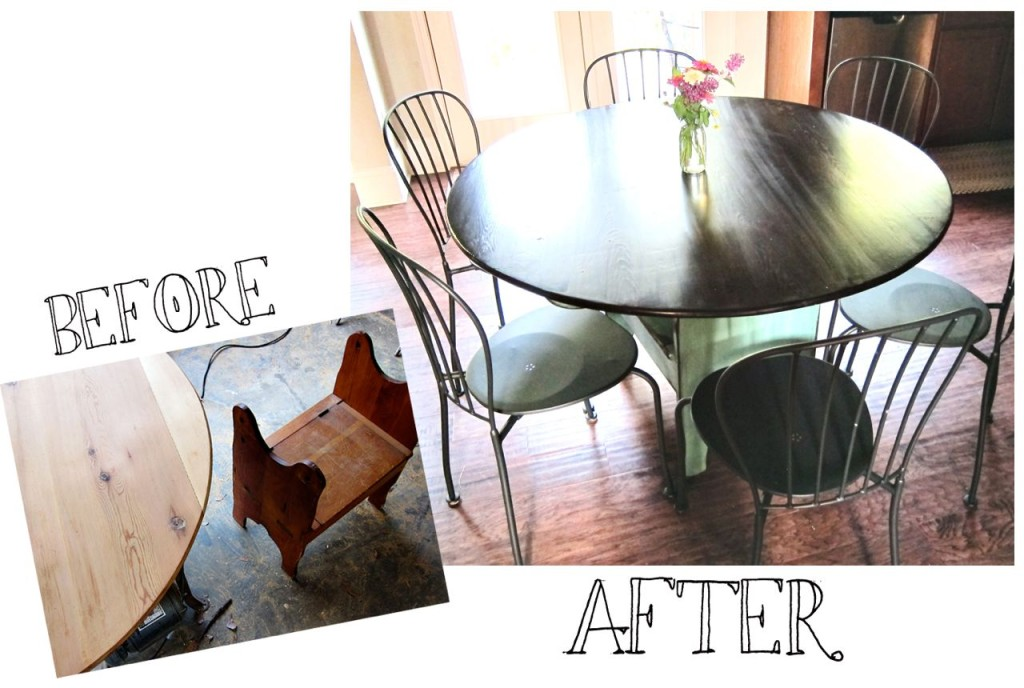wood_kitchen_table_makeover