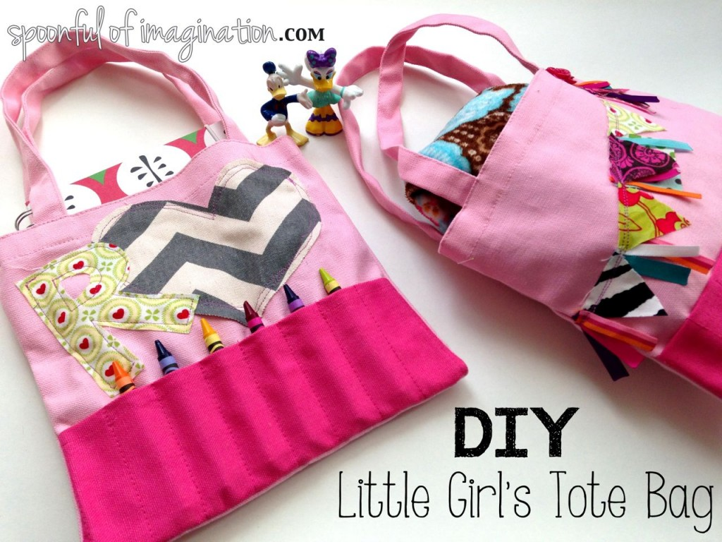 DIY Little Tote Bag
