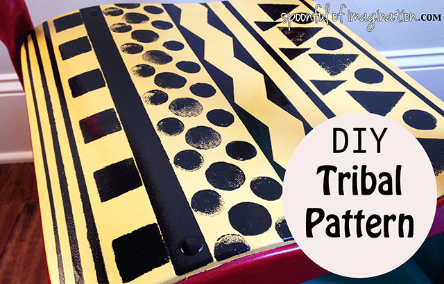 DIY_tribal_pattern