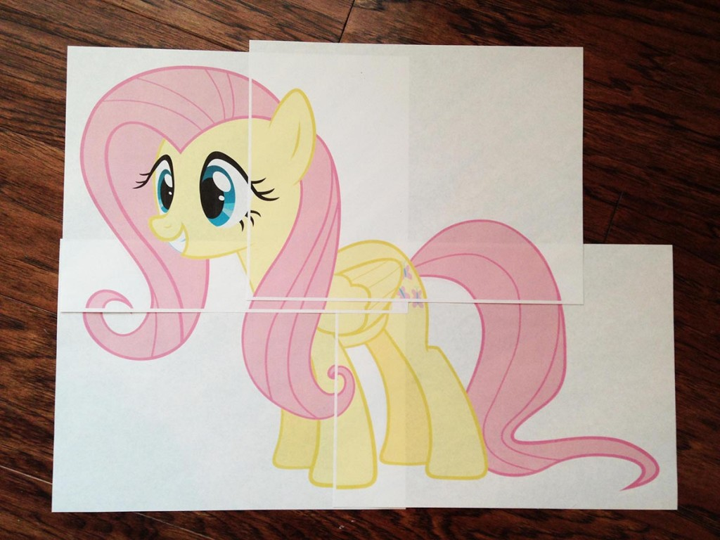 Fluttershy_pony_puzzle