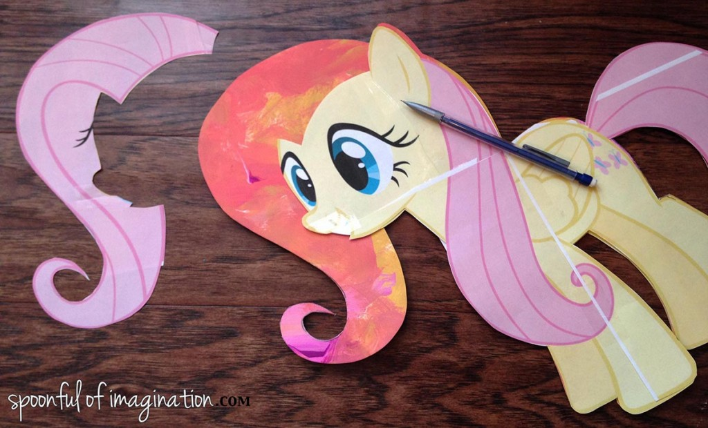 my_little_pony_craft