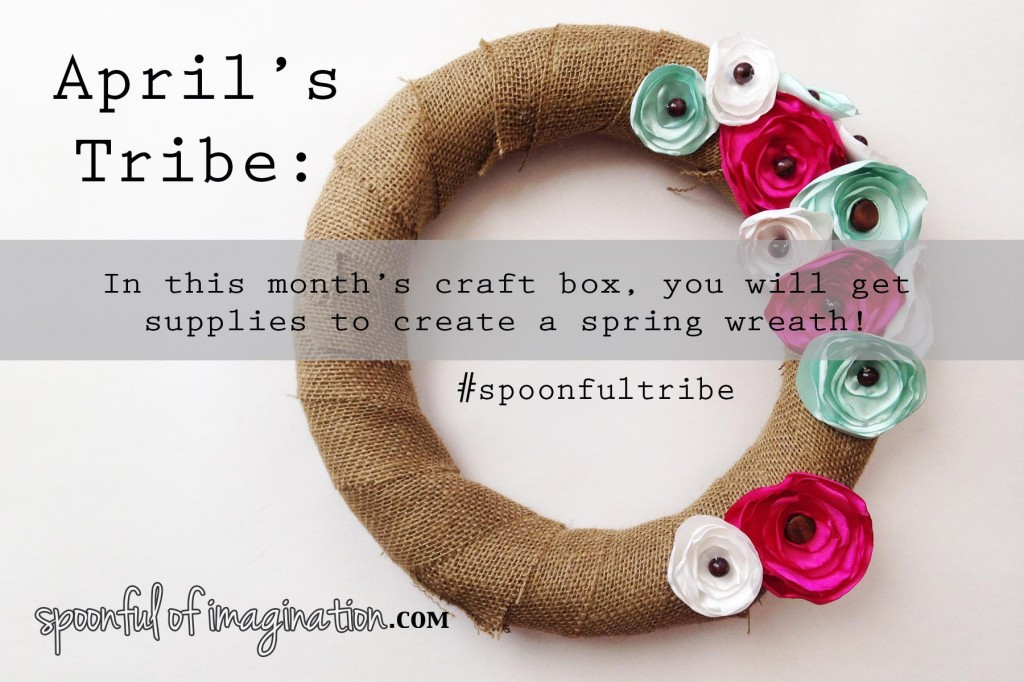 Spring is here, let's get crafting!