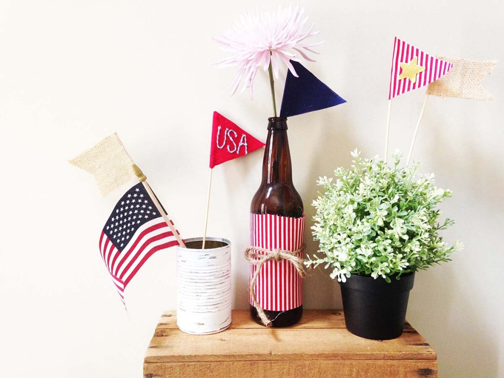 Easy Patriotic Decor
