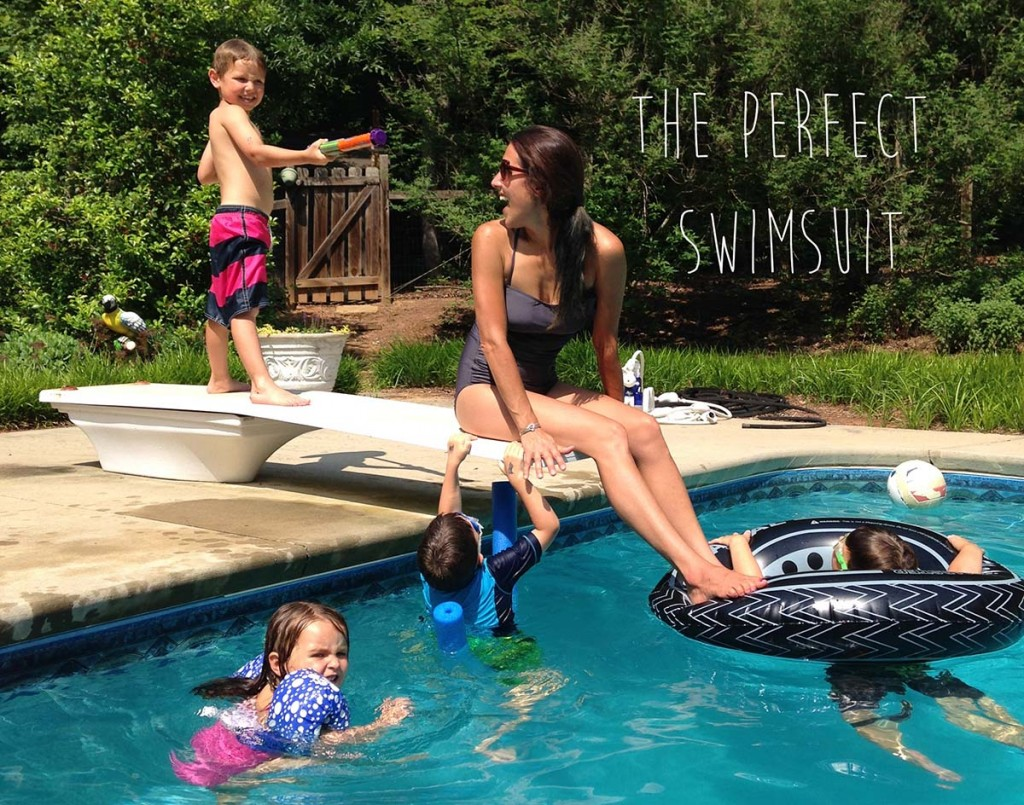 the prefect mom swimsuit