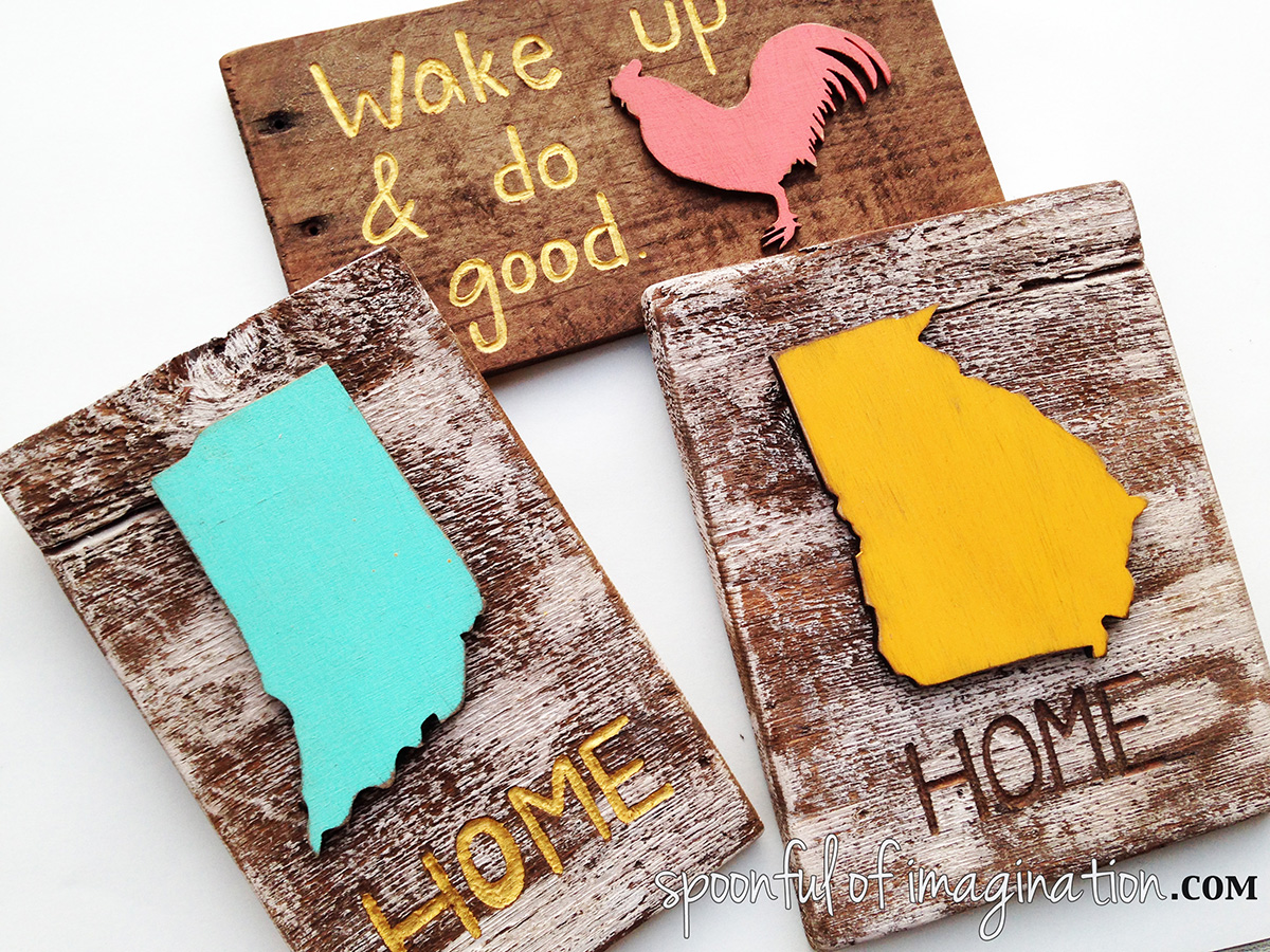 engraved wood sign tutorial and dremel micro spoonful. Black Bedroom Furniture Sets. Home Design Ideas