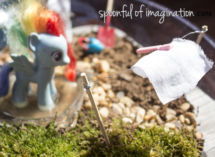 Making Tiny Worlds (Fairy Gardens)