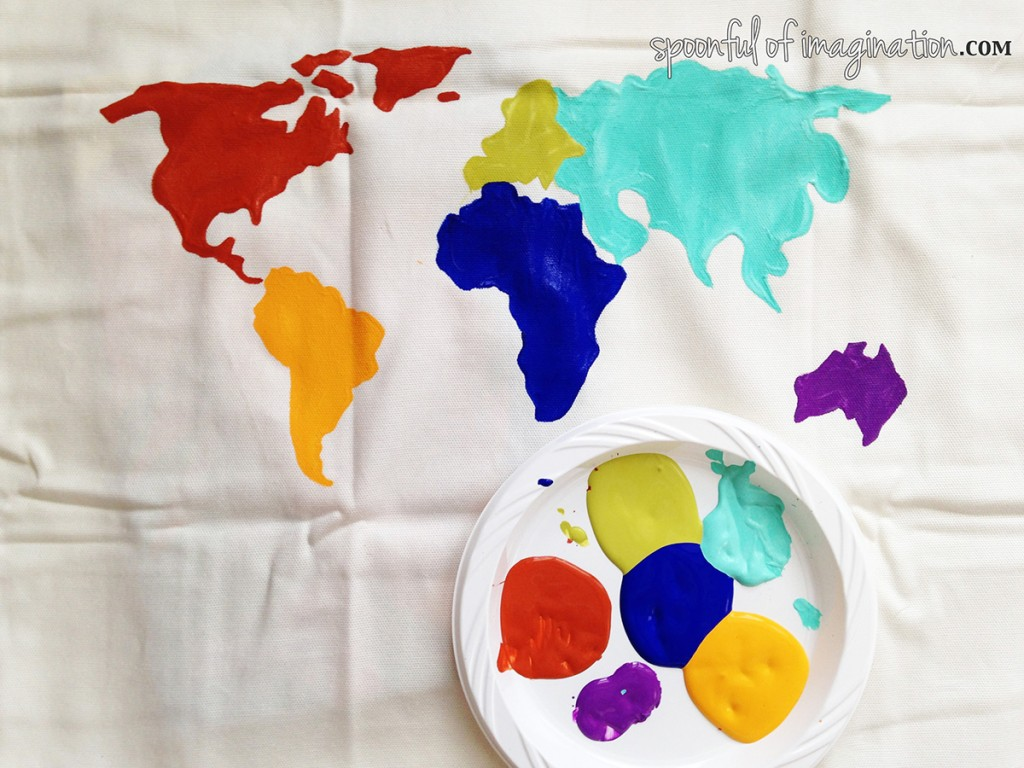 Painting_world_map