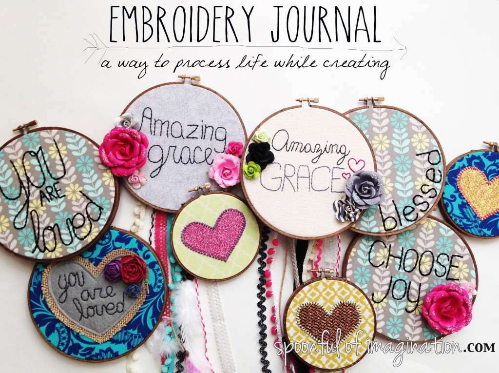 An Embroidery Journal #3
