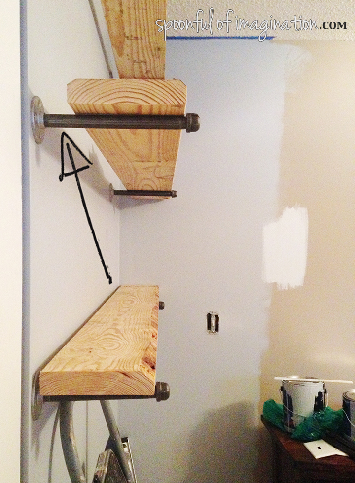 making_industrial_wall_shelves