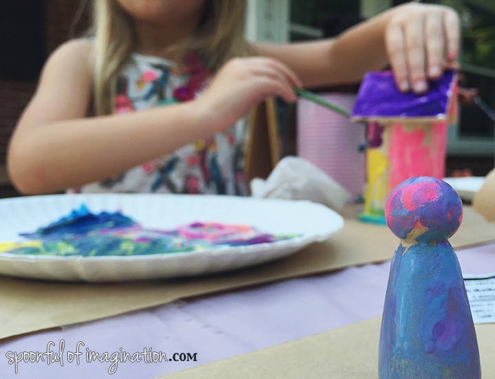 A Little Girl's Dream Fairy Party (tips and ideas to host your own)