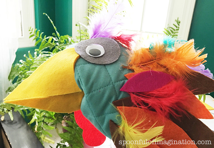 DIY Pot Holder Puppet
